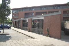 3 woningen, Springerstraat, Velserbroek
