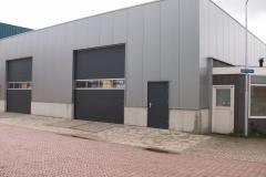 Bedrijfsunit, Deutzstraat, IJmuiden