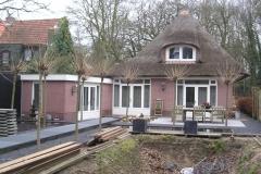 Renovatie woning, Driehuizerkerkweg, Driehuis