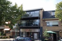Verbouwing winkel en 2 appartemeneten, Driehuizerkerkweg, Driehuis