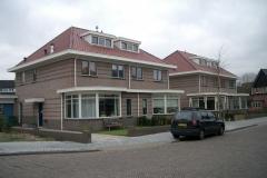 4 woningen, Frans Netcherlaan, Santpoort-Noord