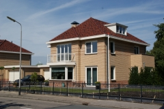 2 woningen, Hofgeester Eijnde, Velserbroek