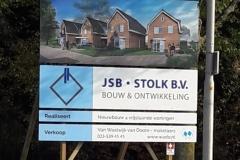 4 woningen, Kweekerslaan, Santpoort-Noord