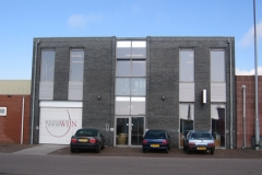 Stevens Wijnimport BV,  Loggerstraat, IJmuiden