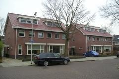 4 woningen, Patriciuslaan, Santpoort-Noord