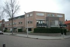 4 woningen en 3 appartementen aan de Burg. Rambonnetlaan, IJmuiden