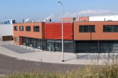 Roodenberg Staalkabels BV, Zandvoortstraat, IJmuiden