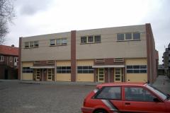 4 bedrijfsunits, Grevelingenstraat, IJmuiden.