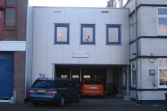 Evers Staalconstructies BV, Trawlerkade, IJmuiden