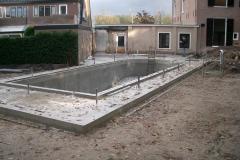 Zwembad aan De Hoofdstraat, Santpoort-Noord